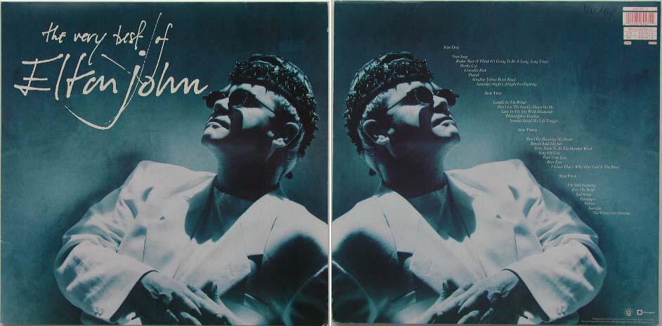 Elton John Vinyl 12 Quot Lp S